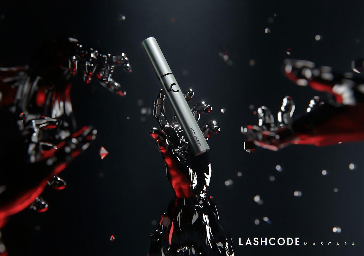 Θρεπτική Lashcode μάσκαρα