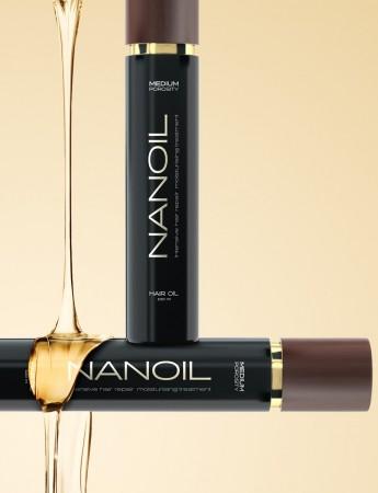 NANOIL – καινοτομία στην αναγέννηση μαλλιών